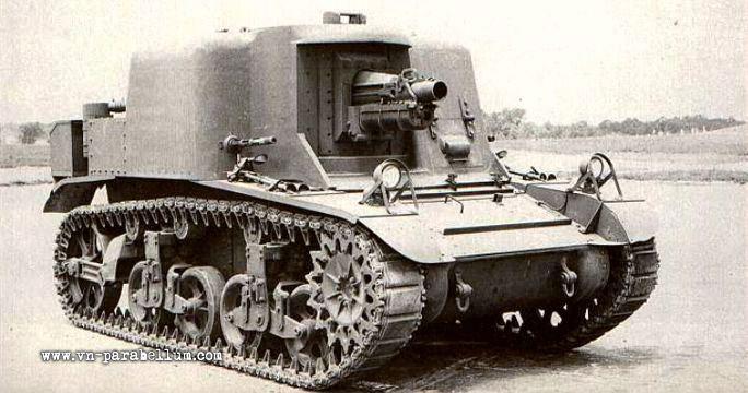 САУ Т18 - Бронетехника Второй Мировой войны - США - Обзоры ...